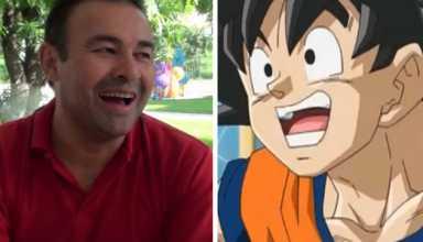 Mario Castañeda - Goku