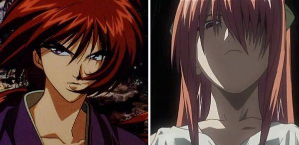 Personajes de anime con personalidades multiples