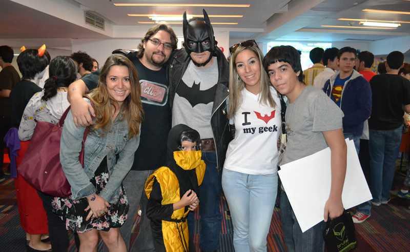 Caracas Comic Con 2012