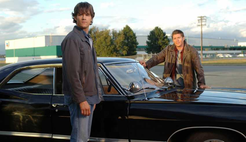 Impala Supernatural Winchester