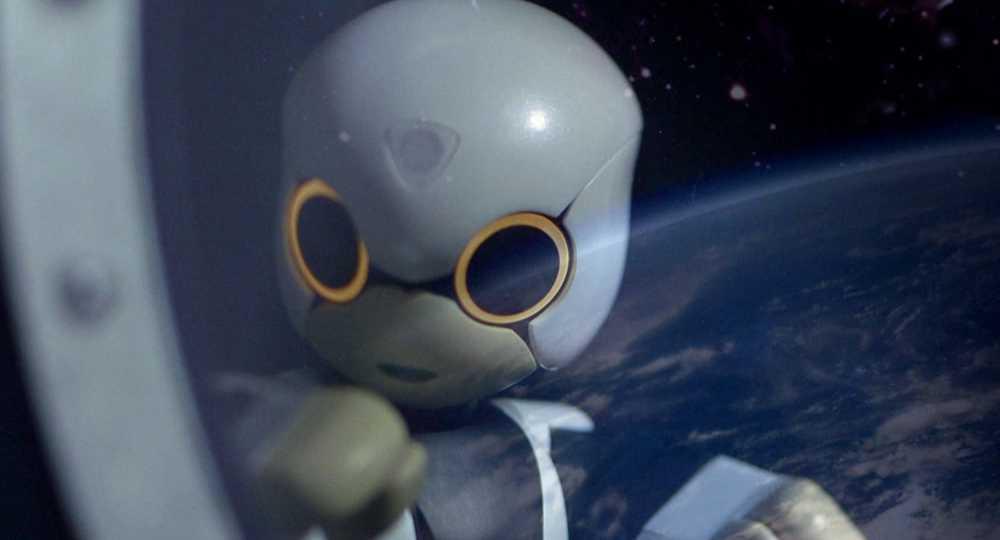Kirobo Robot Astronauta