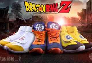Zapatos Dragon Ball