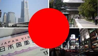 Como irse a vivir a Japón