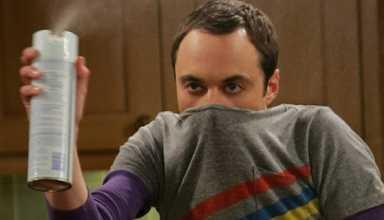 Sheldon Spray Mal Olor en Eventos Frikis