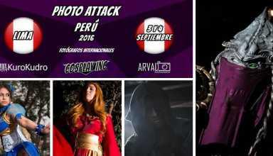 Photo Attack Peru 2016