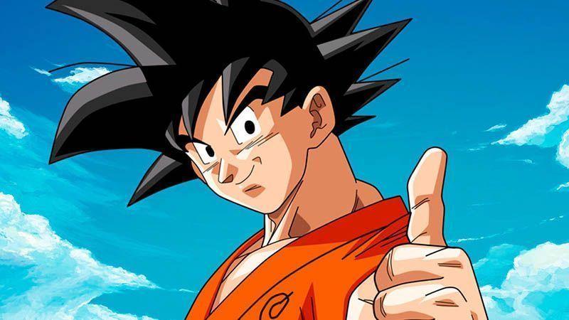 Goku Olímpico