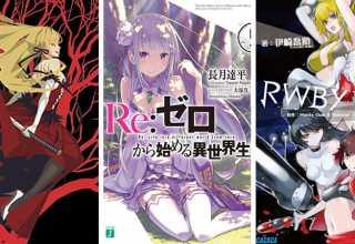 Light Novels Ranking Nota