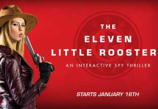 The Eleven Little Roosters