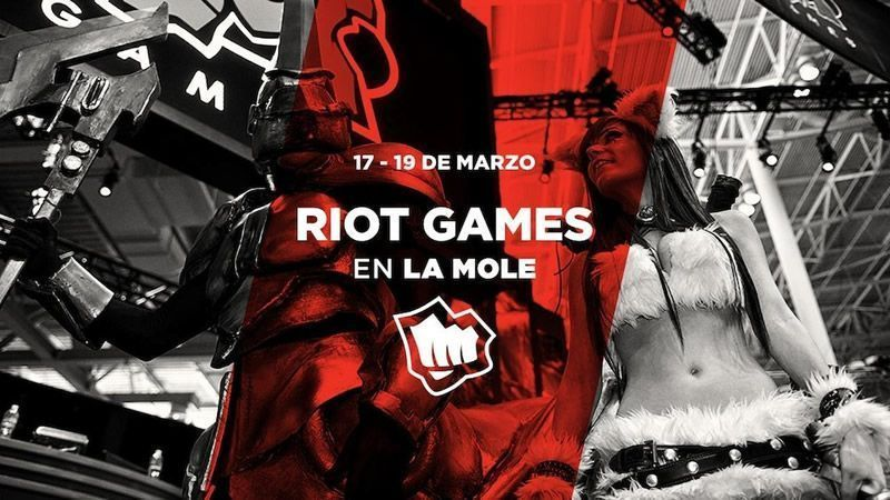 Riot Games La Mole