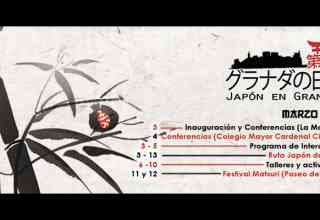 Semana Cultural del Japón en Granada