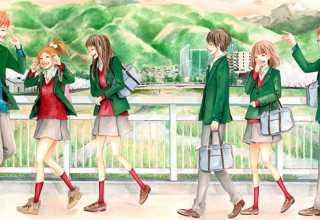 Orange Anime Manga