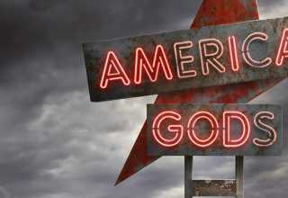 American Gods Title Card