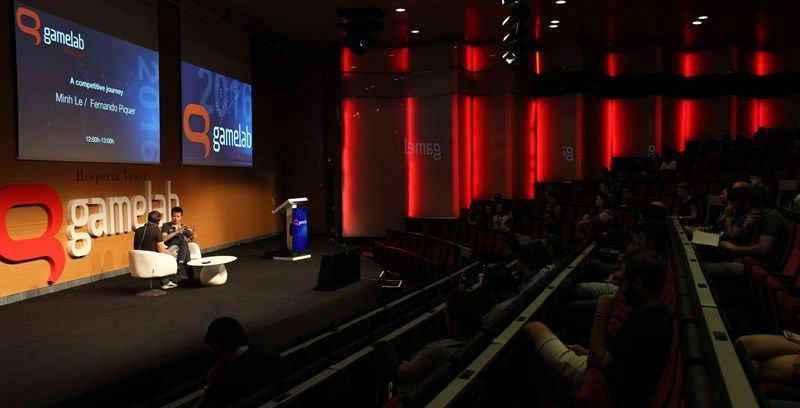 Gamelab Evento Nominados