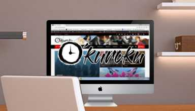 O'kuroku Presentación Web Yakuza Webzine