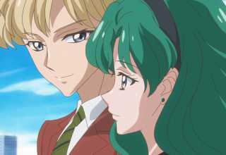 Sailor Moon Haruka y Michiru Diversidad Sexual en el anime