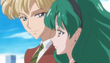 Sailor Moon Haruka y Michiru Diversidad Sexual en el anime