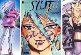 Review de Slut Girl Banner