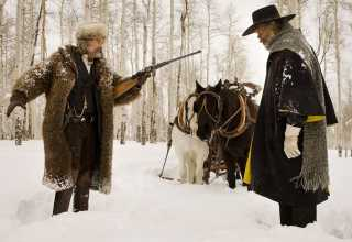 The Hateful Eight Banner