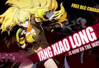 of BlazBlue: Cross Tag Battle 2D Yang Xiao Long RWBY