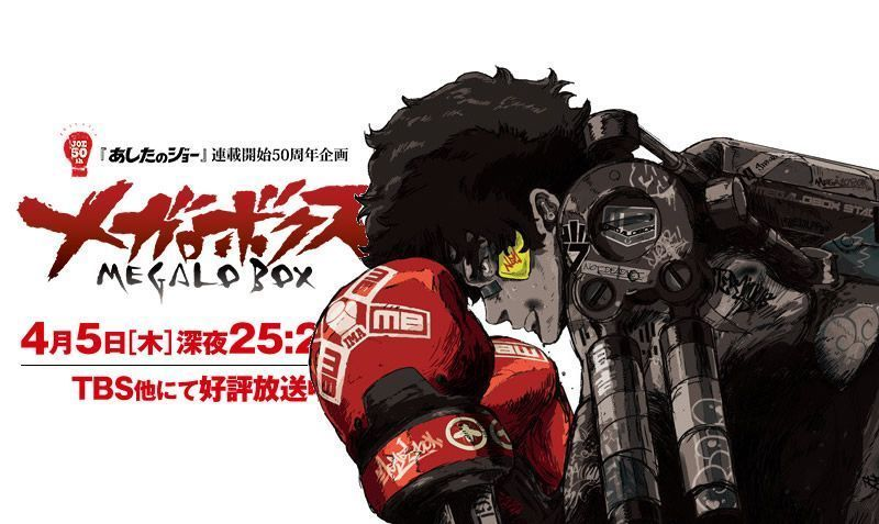 Megalo Box First Impressions