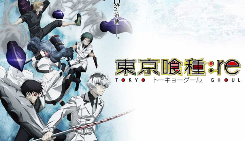 Tokyo Ghoul:re First Impressions