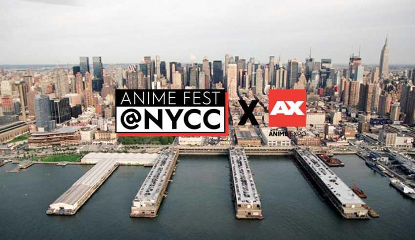 Pier 94 Anime Fest