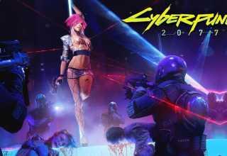cyberpunk2077- E3 2018