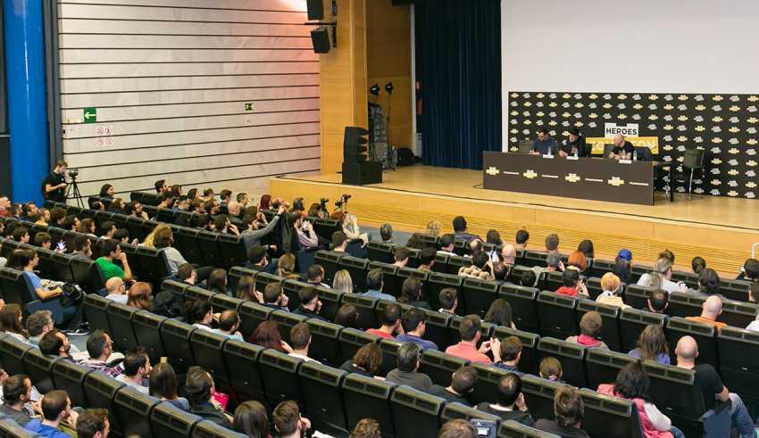 Heroes Comic Con Madrid 2018