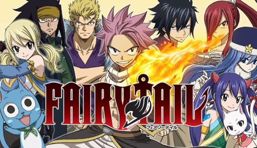 Temporada Final De Fairy Tail Está En Crunchyroll Okuroku Webzine