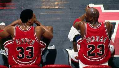 The Last Dance Chicago Bulls