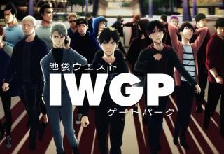 IWGP anime