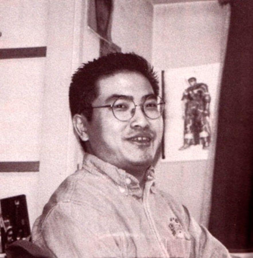 Kentaro Miura (1966-2021)